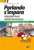 Intenzivní kurz italské konverzace (Parlando s'impara) - obálka