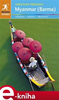 Obálka titulu Myanmar (Barma)