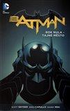 Batman: Rok nula - Tajné město - obálka