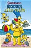 Simpsonovi: Komiksové lážo-plážo - obálka