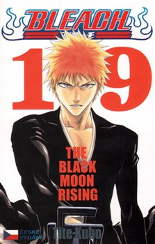 Obálka titulu Bleach 19-The Black Moon Rising