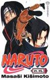 Naruto 25: Bratři - obálka