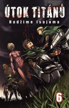 Obálka titulu Útok titánů 6