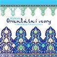 Orientální vzory (70 antistresových omalovánek) - obálka