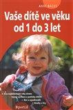 Vaše dítě ve věku od 1 do 3 let - obálka