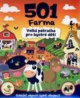 501 Farma / Velká pátračka - obálka