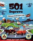 501 Doprava / Velká pátračka - obálka