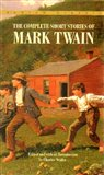 The Complete Short Stories of Mark Twain - obálka