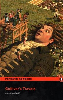 Gulliver´s Travels + MP3. Penguin Readers Level 2 Elementary - Jonathan Swift