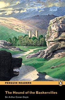 Sherlock Holmes The Hound of Baskervilles Book Cover