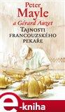 Tajnosti francouzského pekaře - obálka