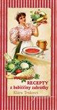 Recepty z babiččiny zahrádky - obálka