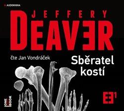 OneHotBook Sběratel kostí, CD - Jeffery Deaver