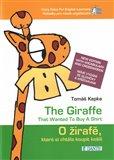 O žirafě, která si chtěla koupit košili / The Giraffe that Wanted to Buy a Shirt (Nové vydání se slovíčky a křížovkami) - obálka