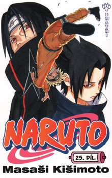 Naruto 25: Bratři - Masaši Kišimoto