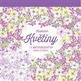 Květiny (70 antistresových omalovánek) - obálka