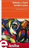 Metody a řízení sociální práce - obálka