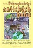 Obálka knihy Dobrodružství antických bohů
