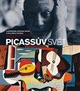 Picassův svět (Ilustrovaná historie života a díla Pabla Picassa) - obálka