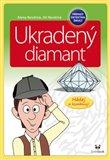 Ukradený diamant - obálka