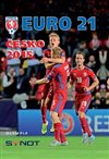Obálka knihy Euro 21 Česko 2015