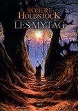 Les mytág - obálka