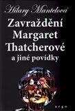 Zavraždění Margaret Thatcherové - obálka