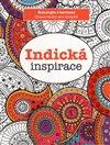 Obálka knihy Indická inspirace - omalovánky