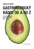 Gastronomický rádce od A do Ž - obálka