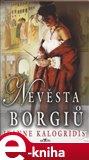 Nevěsta Borgiů - obálka