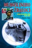 Mussoliniho žraloci (Italská ponorková válka 1939-1945) - obálka