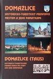 Domažlice (Historicko-turistický průvodce městem a jeho památkami) - obálka