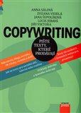 Copywriting - Pište texty, které prodávají - obálka