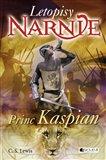 Letopisy Narnie – Princ Kaspian - obálka