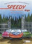 Speedy, závodní autíčko: Zkouška odvahy - obálka