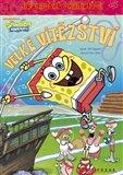 SpongeBob - Velké vítězství - obálka