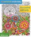 Obálka knihy Antistresové omalovánky - kouzelné zahrady