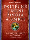 Obálka knihy Toltécké umění života a smrti
