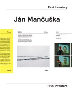 Obálka titulu Ján Mančuška