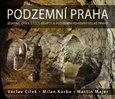 Podzemní Praha - obálka