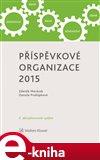 Příspěvkové organizace 2015 - obálka