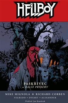 Obálka titulu Hellboy 10: Paskřivec a další příběhy