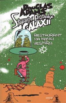 Obálka titulu Stopařův průvodce Galaxií 2.