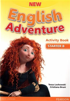 New English Adventure Starter B Activity Book and Songs CD Pack - Tessa Lochowski, Cristiana Bruni