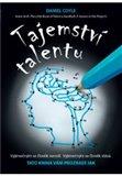 Tajemství talentu - obálka