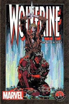 Comicsové legendy 24: Wolverine 6 - Larry Hama, Marc Silvestri