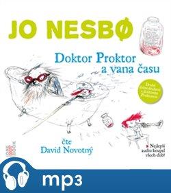Doktor Proktor a vana času - CD