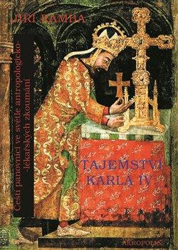 Obálka titulu Tajemství Karla IV.