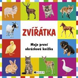 Moje první obrázková knížka – Zvířátka - Ondřej Kolčiter