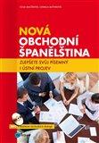 Nová obchodní španělština - obálka